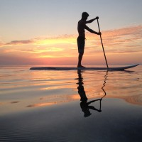 Jimmy Lewis - SUP Mission Sunrise