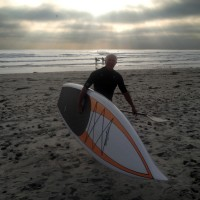 Jimmy Lewis - SUP Searcher Sunset
