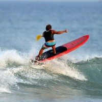 Jimmy Lewis SUP Hanalei_action
