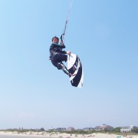 Jimmy Lewis Kite Surf Super Model