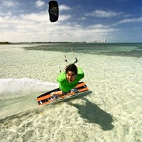 Jimmy Lewis kitesurf Flight Deck