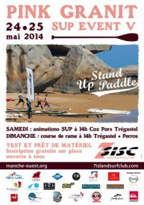 Pink Granit SUP Event